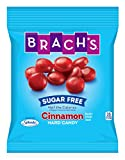 Brach's Sugar Free Cinnamon Hard Candy, 3.5 Ounce Bag (Pack of 12)