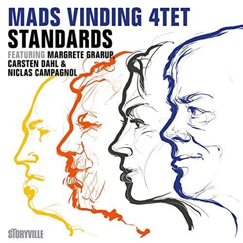 Mads Vinding feat. Carsten Dahl, Margrete Grarup & Niclas Campagnol