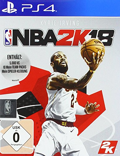NBA 2K18 - Standard Edition - PlayStation 4 [Edizione: Germania]