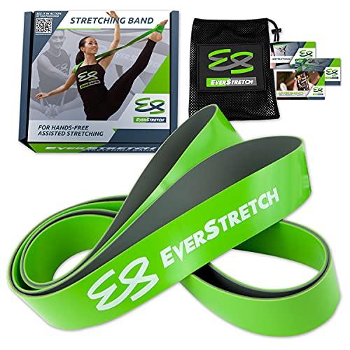 EverStretch Elastici Danza Classica, Non accontentarti: Elastico Danza Premium a 2 Strati per Esercizi di flessibilità con Mani libere. Attrezzature per Lo Stretching, la Danza e la Ginnastica.