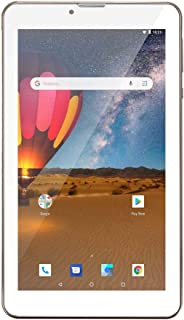 Tablet, M7 3G Plus Dual Chip Quad Core 1 GB de RAM Memória 16 GB Tela 7 Polegadas,  Multilaser,  NB306, Dourado