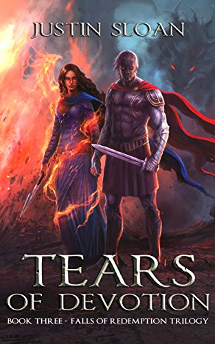 Tears of Devotion: A Military Fantasy (Falls of Redemption Book 3) (English Edition)