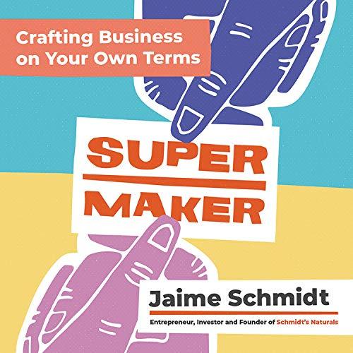Supermaker cover art