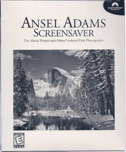 Ansel Adams Protetor de Tela - The Mural Project and Other National Park Fotografias (Cd-rom)