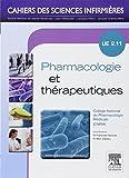 Pharmacologie et thérapeutiques: Unité...