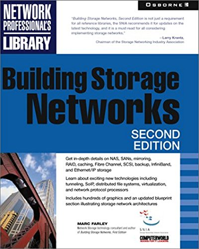 Building Storage Networks (Networking) (English Edition)