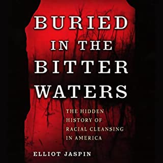 Buried in the Bitter Waters audiobook cover art