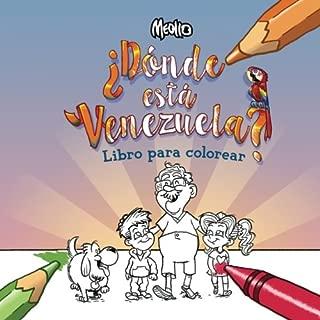 Donde esta Venezuela?: Para Colorear (Spanish Edition)