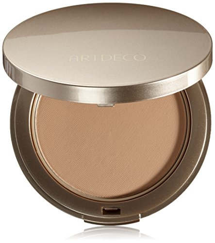 Artdeco Make-Up femme/woman, Hydra Mineral Compact Foundation 65 Medium beige (10g), 1er Pack (1 x 10 g)