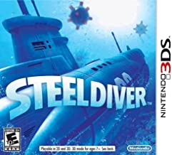 Steel Diver Nintendo 3DS Game