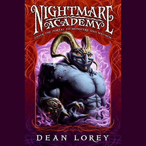Nightmare Academy cover art