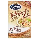 Riso Scotti - Riso 8% Fibre - Riso Integrale, Segale, Farro e Grano Saraceno - 500 gr