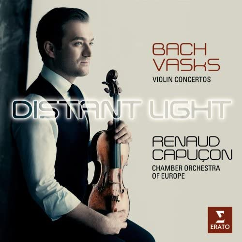 Renaud Capuçon feat. The Chamber Orchestra Of Europe & Céline Frisch
