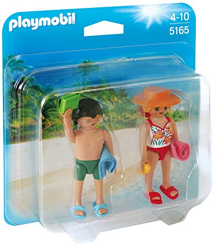 Playmobil 5165 - Duo Pack Strandurlauber