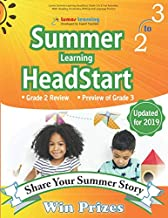 Lumos Summer Learning HeadStart, Grade 2 to 3: Fun Activities, Math, Reading, Vocabulary, Writing and Language Practice: Standards-aligned Summer ... and Resources for Students Starting 3rd Grade
