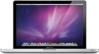 Apple MacBook Pro MC721LL/A 15.4-Inch Laptop (500 GB Hard drive, i7 Quad Core Processor, 4GB SDRAM) (Renewed)