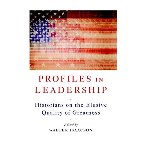 Profiles in Leadership audiobook cover art
