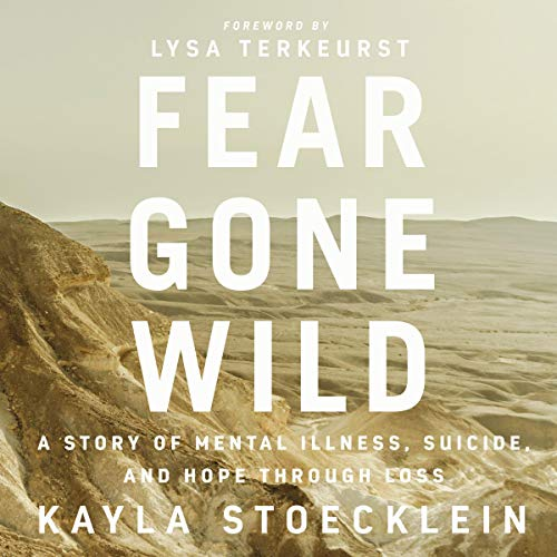 Fear Gone Wild audiobook cover art