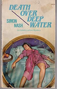 Death over Deep Water 0060807407 Book Cover