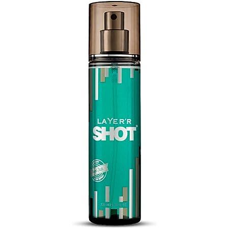 Layer'r Shot Royal Jade Body Spray 135ml
