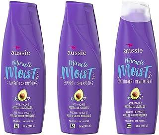 Aussie 袋鼠 深层保湿洗发香波360ml*2+深层保湿护发素360ml(美国品牌)