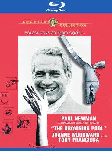 The Drowning Pool (1976) [Blu-ray]
