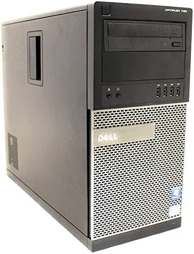 Dell OptiPlex 790 MT Quad Core i5-2400 4GB 250GB DVDRW Windows 10 Professional 64Bit Desktop Computer (Renewed)