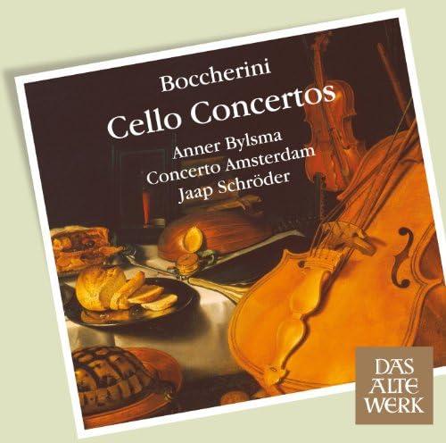 アンナー・ビルスマ feat. Concerto Amsterdam