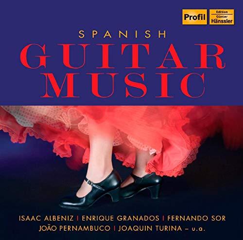 Guitarra Española -Albeniz/Sor/Turina