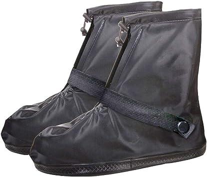 iPhyhe Rain Gear Shoe Covers Boot