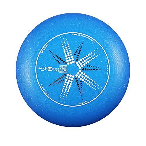 フライングディスク アルティメット・スポーツディスク 175g WFDF PDGA公認 (ブルー)