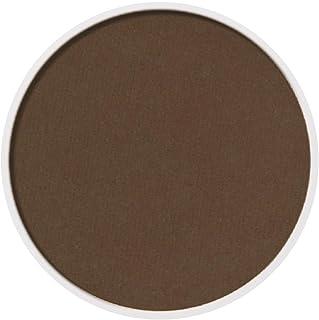 BaeBlu Pan Eyebrow Powder, Organic Vegan 100% Natural, Fill-in Smudge Proof Brow Tint, Made in USA, Deep Brown Pan