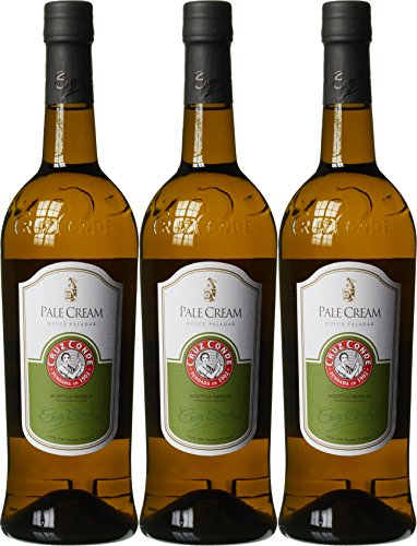 Cruz Conde Pale Cream Dulce Paladar (3 x 0.75 l)