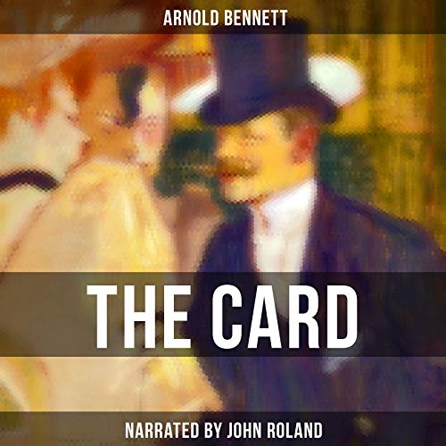 The Card audiobook cover art
