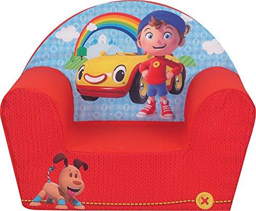 Fun House 712553 stoel, clubstoel, schuimstof, voor kinderen, 52 x 33 x 42 cm