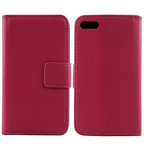 Gukas Design Echt Leder Tasche Für Bluboo S1 5.5