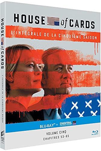 House of Cards - Saison 5 [Francia] [Blu-ray]