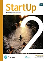 StartUp Level 2 Student Book with MyEnglishLab & Mobile App