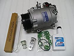 AC Compressor /& A//C Clutch For Nissan Altima 2002 2003 2004 2005 2006 BuyAutoParts 60-01716NA NEW