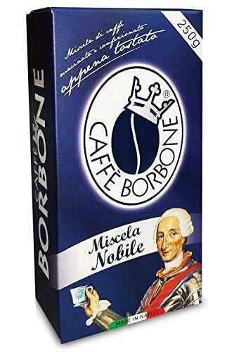 CAFFÈ BORBONE - MISCELA NOBILE - PACCHETTO 250g MACINATO