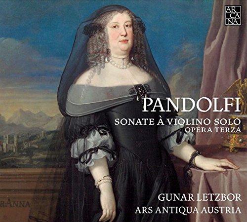 Sonate A Violino Solo. Opera Terza