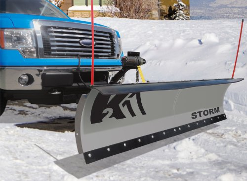 Hot Sale K2 Plows STSP8422 Storm Snow Plow, 84 by 22-Inch