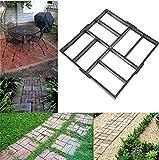 Fabricante Del Camino Molde Bricolaje Adoquinado Molde De Hormigón Jardín Jardín