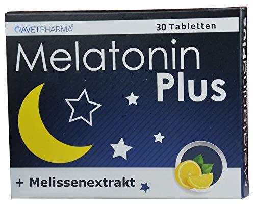 Montmorency Sauerkirsche- und Melisse Extrakt, 30 Lutschtabletten, einschlafhilfe, zum einschlafen, schlafmittel