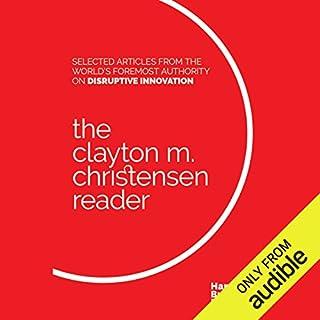 The Clayton M. Christensen Reader cover art