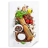 Postereck - 0955 - Pasta, Gewürze Tomaten Küche Kochen