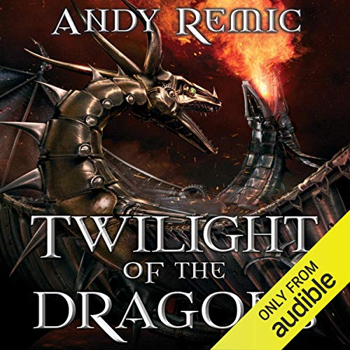 Twilight of the Dragons cover art