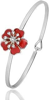 poppy day bracelet