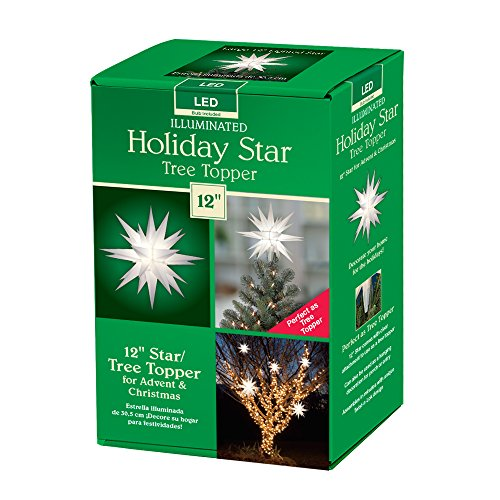Holiday Tree Topper 12'