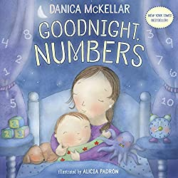 goodnight numbers - counting book